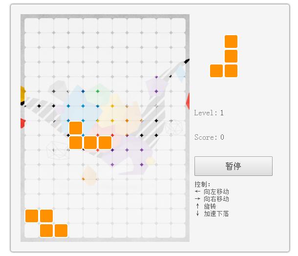 jquery-tetris-game
