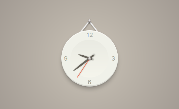 jquery-clock-on-wall