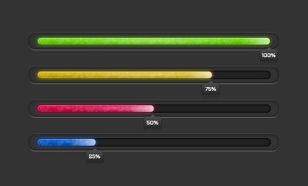 jquery-sparkle-3d-progressbar