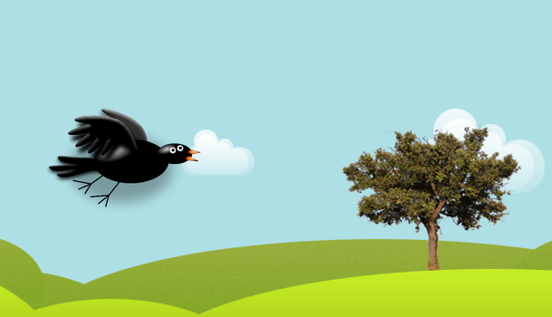 jquery-sprite-bird