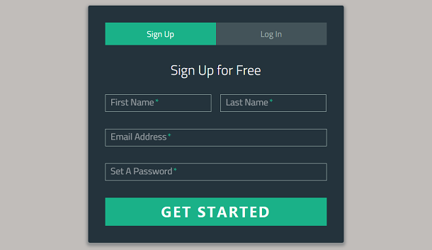 jquery-login-form-with-valid