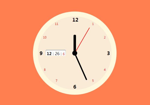html5-css3-dida-clock