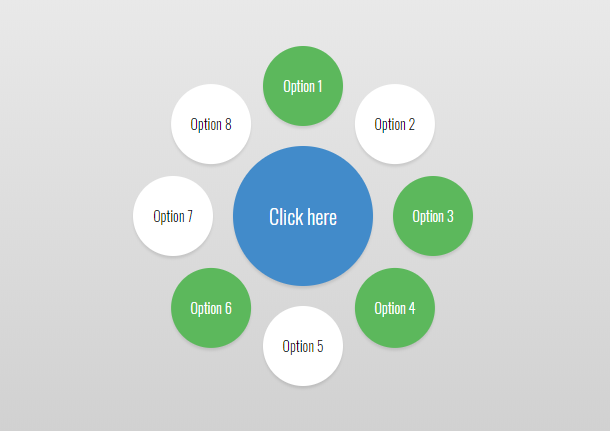 jquery-circle-menu-options