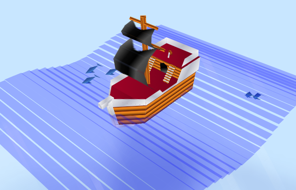 pure-css3-3d-pirates