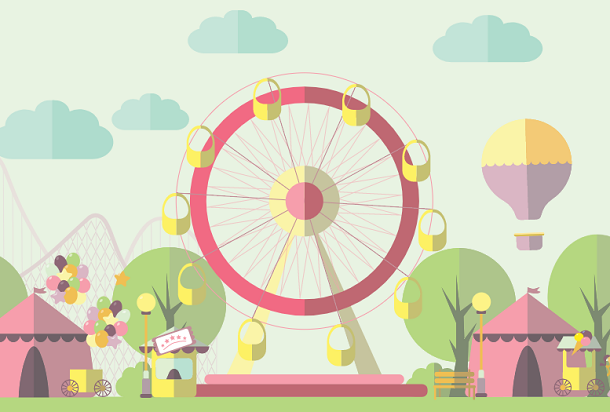 svg-css3-park-animation